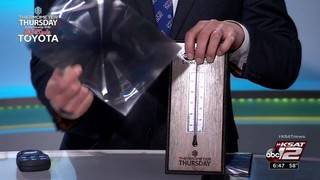 Thermometer Thursday 1/10/19
