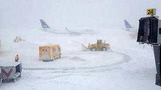 FAA to investigate after JFK winter storm meltdown