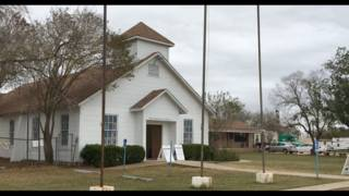 While still healing, First Baptist Church of Sutherland Springs grows stronger