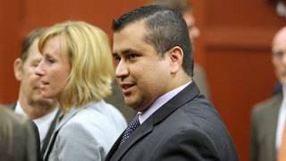 George Zimmerman gets 12 months probation in stalking case