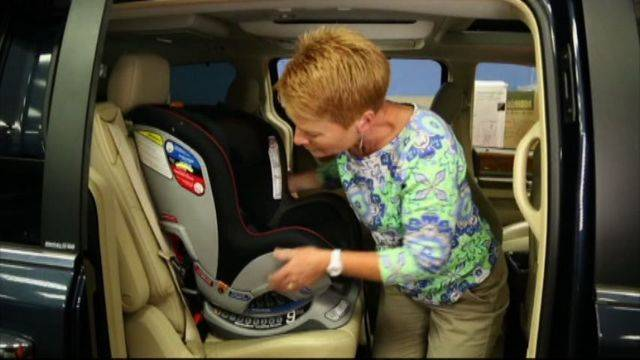 Target Revives Car Seat Trade In Program
