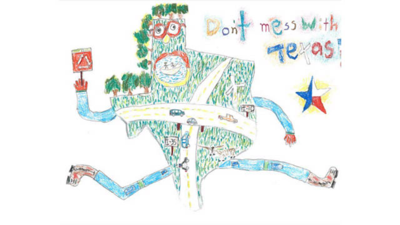Houston area students among statewide winners of art contest