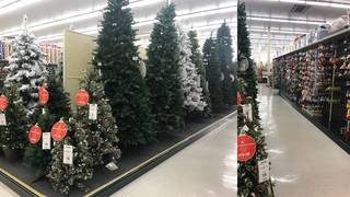 Hobby Lobby Halloween Decorations 2019.Too Early It S Only July And Hobby Lobby Has Christmas