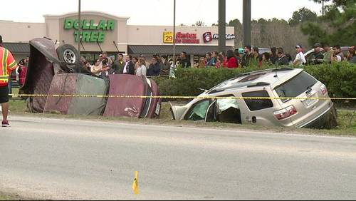 14-year-old driver charged with murder following fatal crash