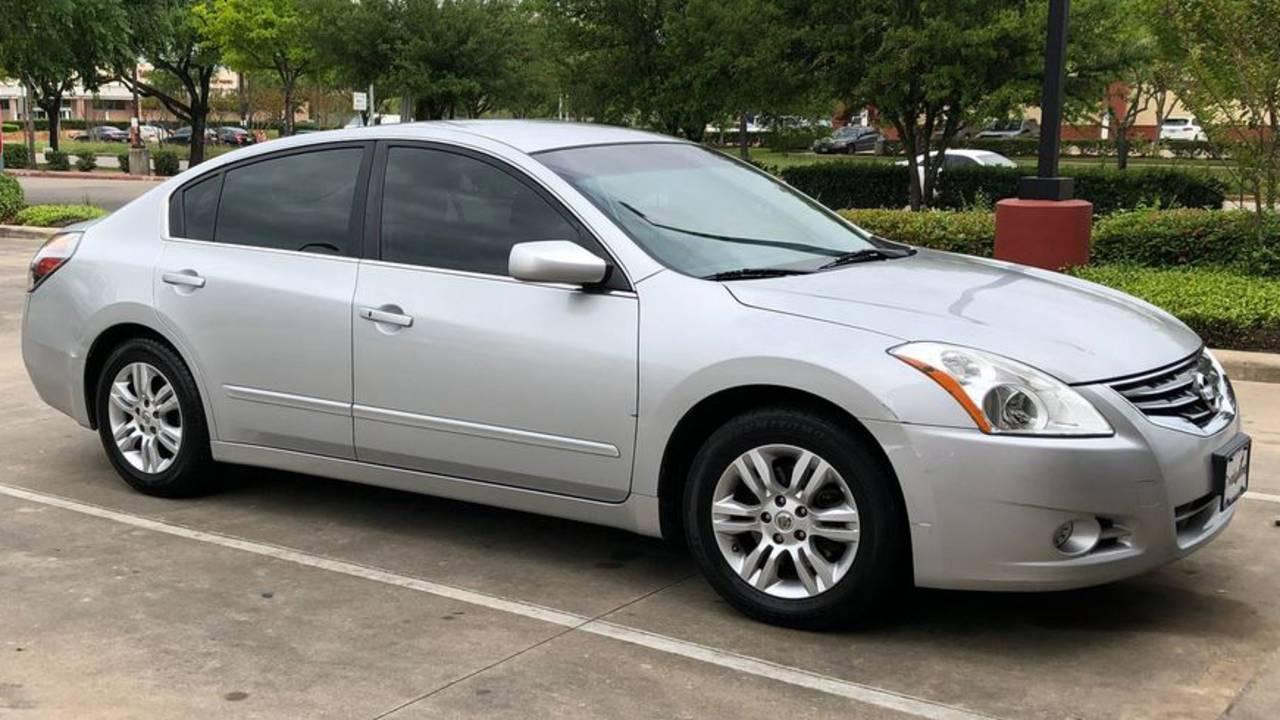 Missing Nissan Altima in Maleah Davis case 5-8-19