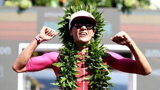 Daniela Ryf: 4-time Ironman world champ on jellyfish, not giving up