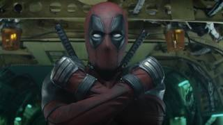 Now playing: Deadpool 2