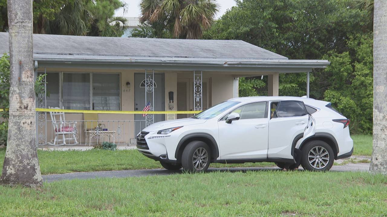 Home turns into crime scene in Fort Lauderdale 71319