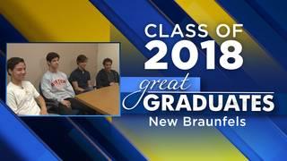 Great Graduates: New Braunfels High School