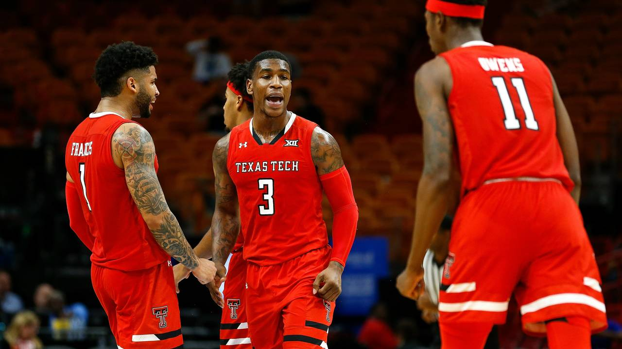 Texas Tech basketball vs Memphis 2018