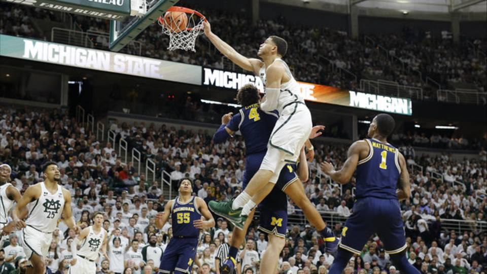 Gavin Schilling MSU basketball