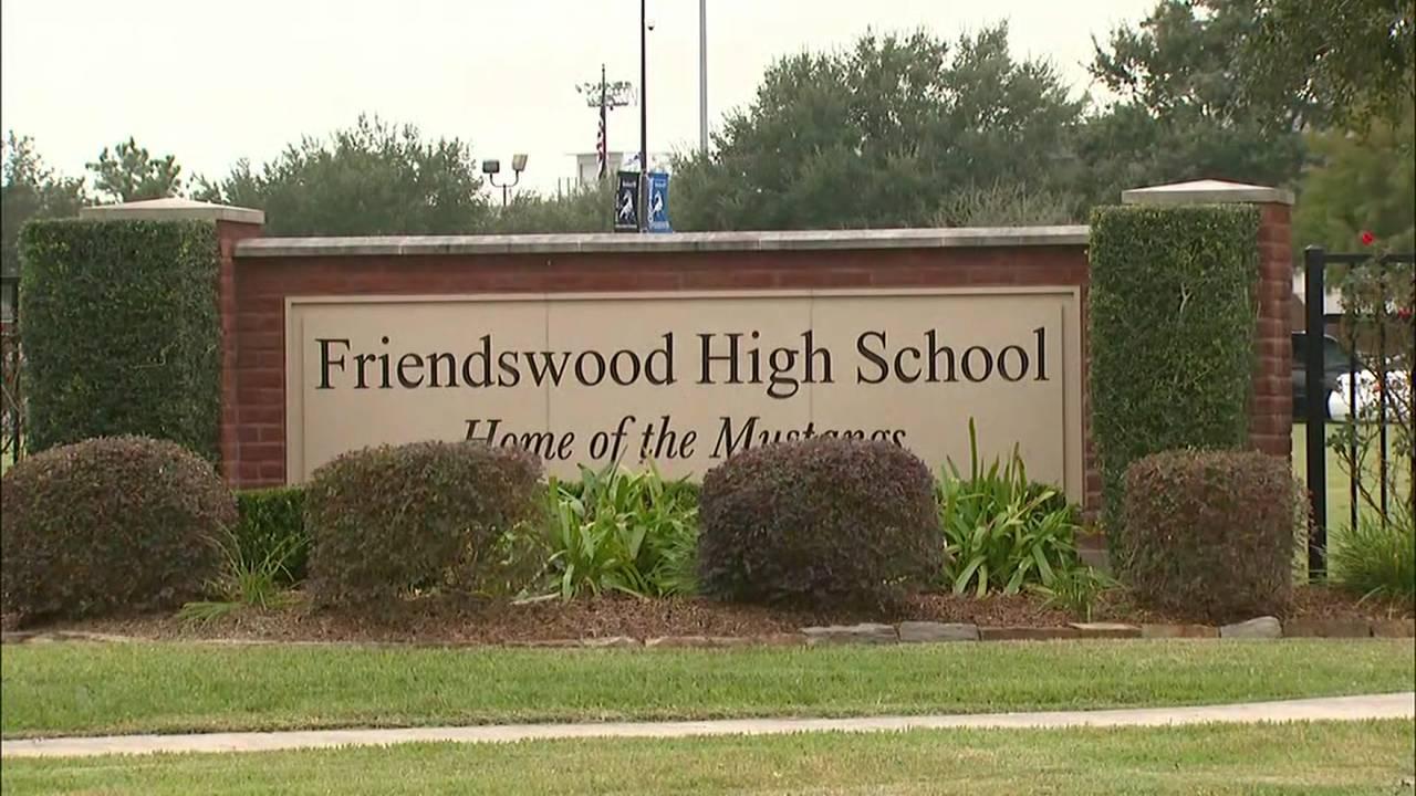 Friendswood High School generic exterior