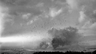 Pearl Harbor attack in photos