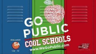 Go Public's Cool Schools Winner: October 2017