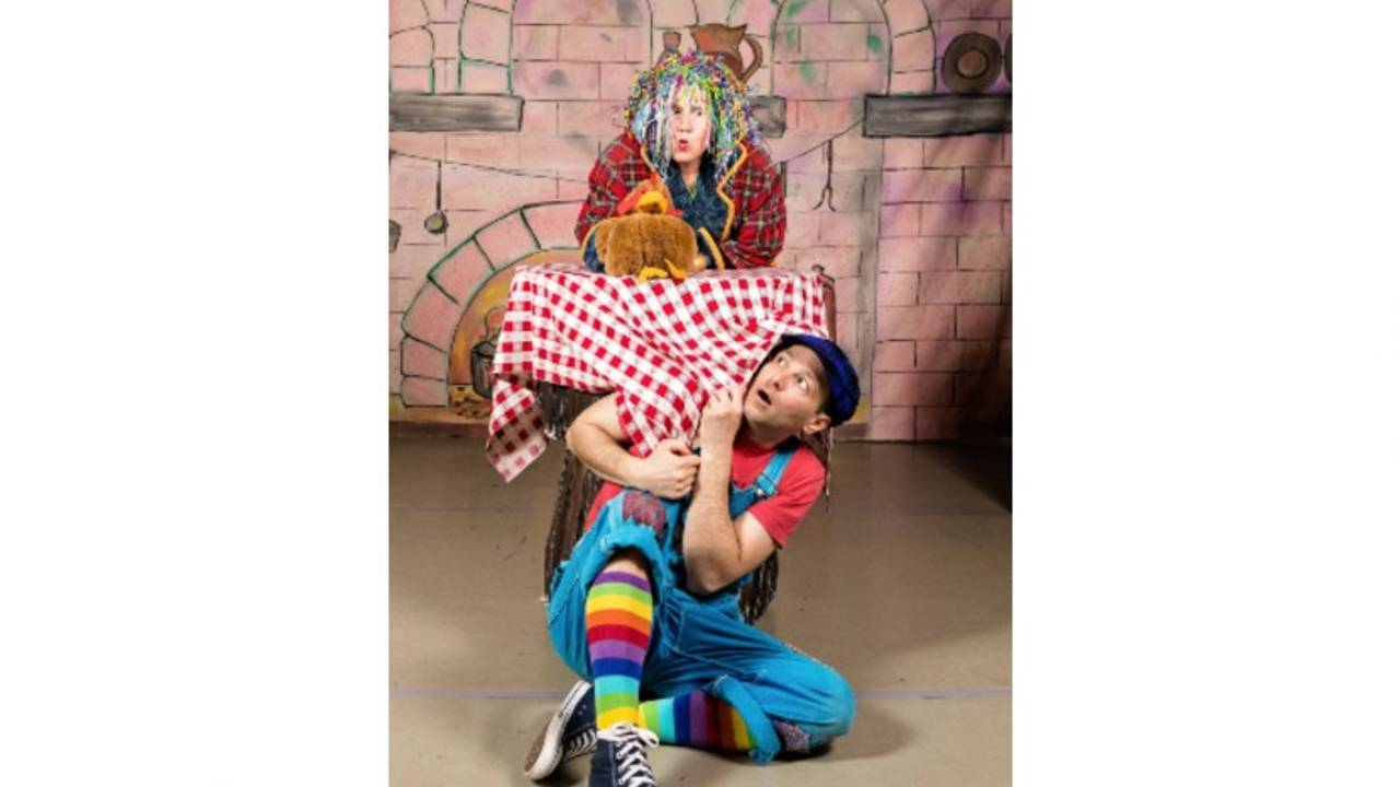 Wild Swan Theater - Jack and the Beanstalk