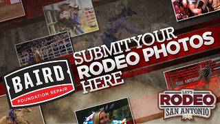 Get ready to rodeo San Antonio! You can now send KSAT12 your fun rodeo pictures