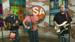 Watch an incredible performance by The Reed Brothers