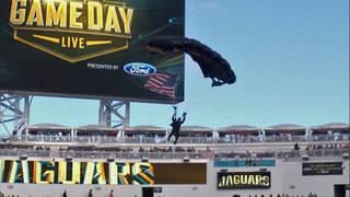 Para-Commandos return to EverBank Field Sunday