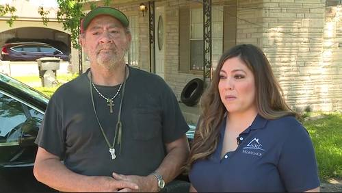 Woman helps veteran who was living in tool shed