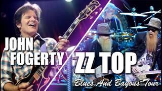 John Fogerty & ZZ Top Live in West Palm Beach!