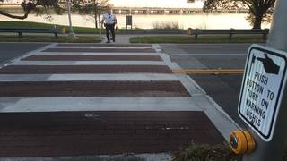 The crosswalk 101: How to be a safe pedestrian