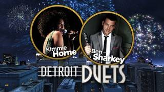 Detroit Duets 2018: Kimmie Horne and Ben Sharkey