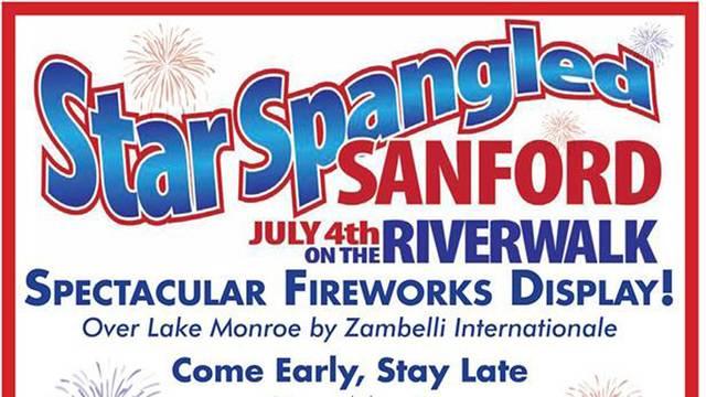 Star Spangled Sanford