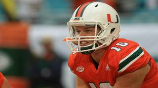 Hurricanes QB Evan Shirreffs to transfer
