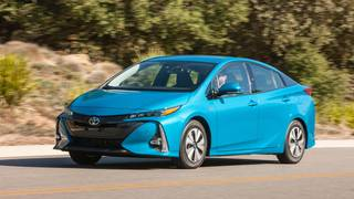 Toyota recalls 1 million hybrids at risk of catching fire