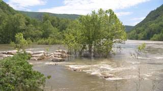 Keep an eye on river levels before enjoying the waters, officials say