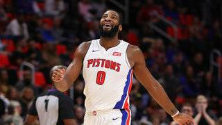 Drummond helps Pistons beat Hawks to snap 7-game skid
