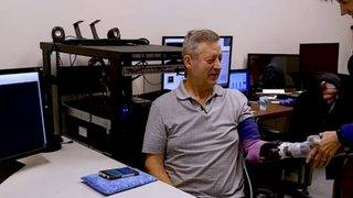 Tech Time: Check out this prosthetic arm that can feel