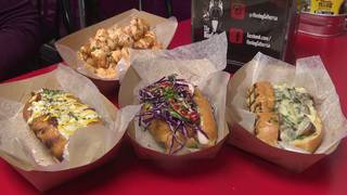 Get your late night food fix at SA's newest gourmet hot dog restaurant