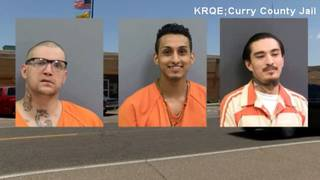Authorities say a guard helped New Mexico prison escapees