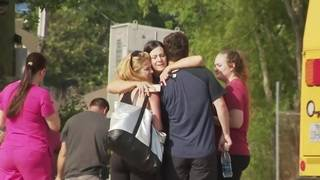 Timeline of Santa Fe High School shooting