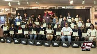 36 students each receive $20K from San Antonio Stock Show & Rodeo…