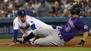 Los Angeles Dodgers vs. Colorado Rockies Game 163: Time, TV schedule,&hellip&#x3b;