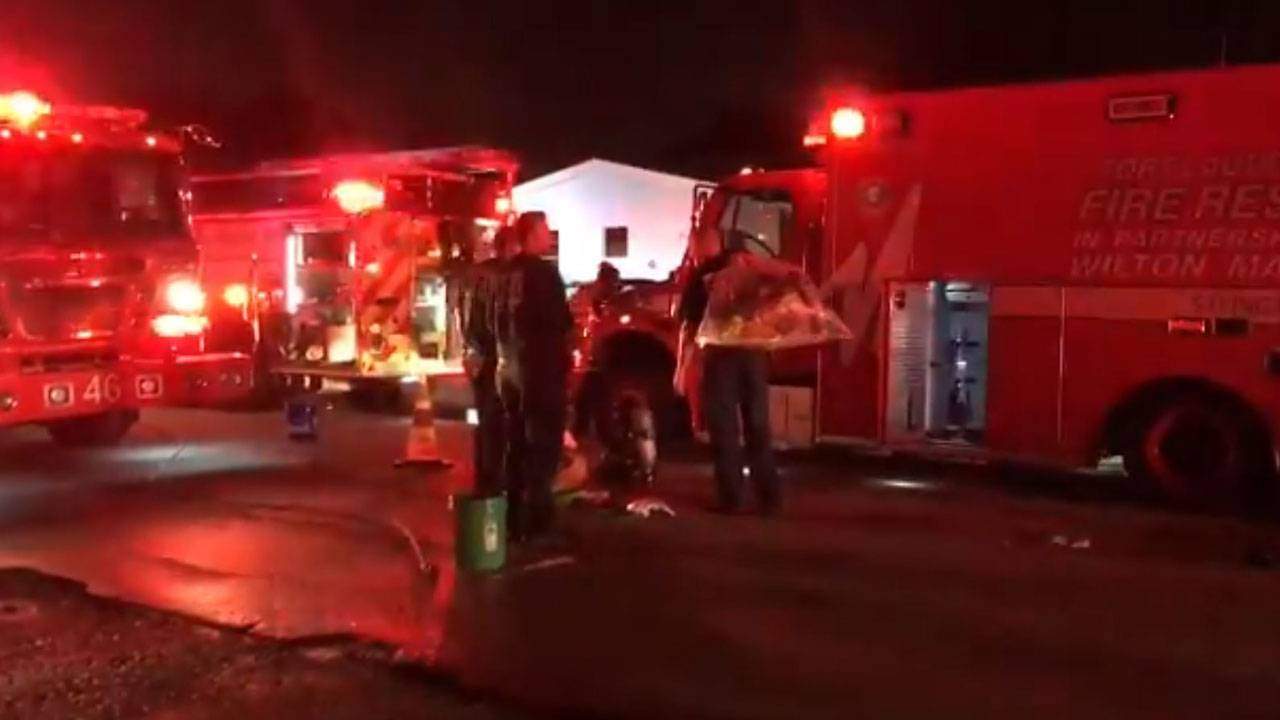 Wilton Manors fire