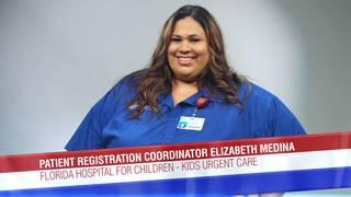 Patient Registration Coordinator Elizabeth Medina of Florida Hospital&hellip&#x3b;