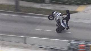 Photos of 'Wheels Up, Guns Down' 2019 MLK ride out in Miami-Dade