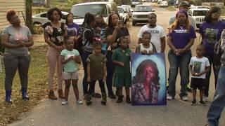 Vigil remembers Jacksonville teen killed 8 years ago