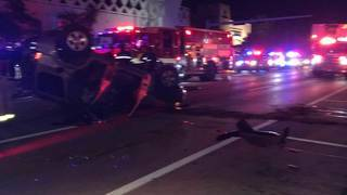 Traffic alert: Alton Road closes after crash causing delays in South Beach