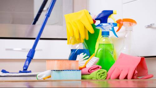 How common cleaning products could lead to childhood obesity