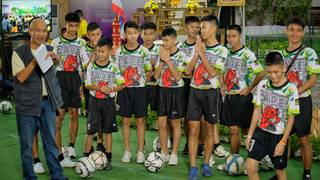 Thailand cave rescue: Boys recount moment they became trapped