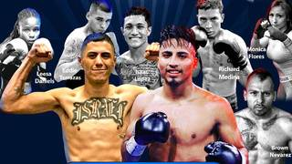 KSAT12's 'Saturday Night Fights' boxing event set for June 23