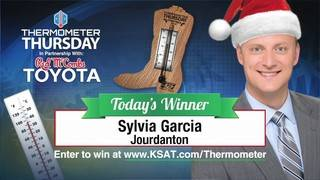 Thermometer Thursday: 12/20/18