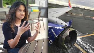 SA woman shares frightening experience inside fatal Southwest flight