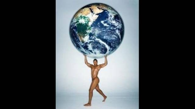 Giancarlo Stanton Espn Body Issue Giancarlo Stanton gets...