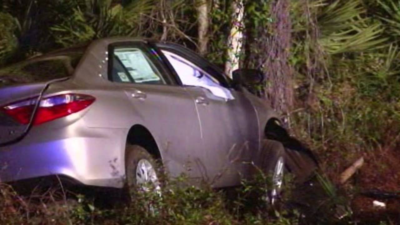 Ladder likely cause of fatal crash on I-95