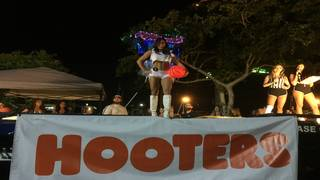 Hooters girl of Pembroke Pines takes top honor on consecutive nights of&hellip&#x3b;